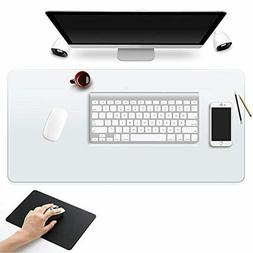 Clear Desk Pad Blotter Mats Office Table Protector on Top of
