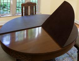 Dining Room Table Pad, Custom-Made Size and Shape