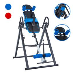 Heavy Duty Inversion Table for Back Therapy Pain Relief Adju