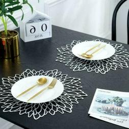 Hollow Insulation Pads Table Bowl Mats Heat Resistant Placem