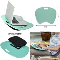 laptop lap desk with handle table bed