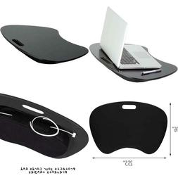 Laptop Lap Desk with Handle Table Bed Cushion Pad Computer T