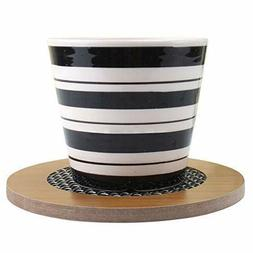 Placemat Bamboo Tea Coaster Heat Pad for Hot Coffee Kitchen