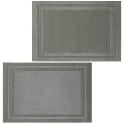 Placemats Heat Resistant Washable Anti Slip Dining Table Pad