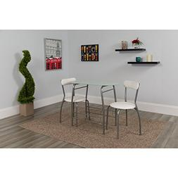 sutton space vinyl padded chairs